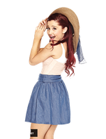 Ariana Grande PNG by InvisibleTutos