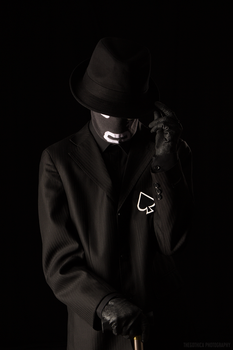 Spades Slick | Homestuck by TheGothica