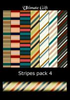 Stripes pattern pack 4 by ultimategift