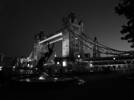 Tower Bridge by JennyLyd