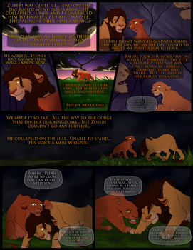 The Lion King: Echelon P. 91 by Sarn-Elyren
