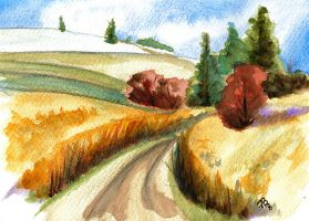 Lunchtime Landscape 1 by ab39z