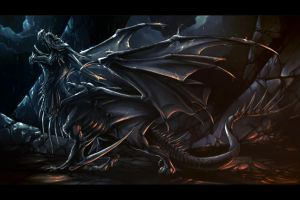 Dragon #1 by mrXylax