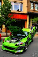 Green Beast by guitarmaker
