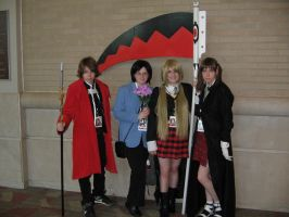 Shuto Con Group by AlwaysInCharacter