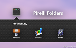 Pirelli Folders For LaunchPad by Vincee095