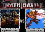 Death Battle Request #26 by rumper1