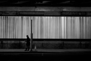 Southwark Lines by abhenna