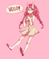 Hello! by ChiChizu