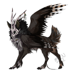 Forest creature adoptable by Wrennars