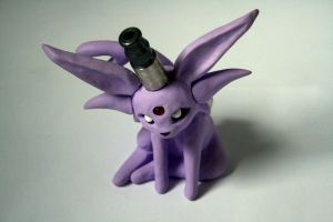 Espeon pipe by Fuckinintents