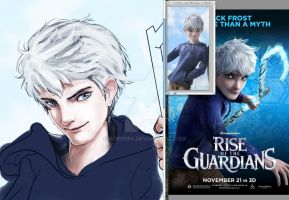[RotG] WIP : Jackson Overland 'Jack' Frost by noei1984