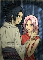 SasuSaku: Regret by eyes2blues