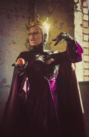Evil Queen 2 by Dr-Benway