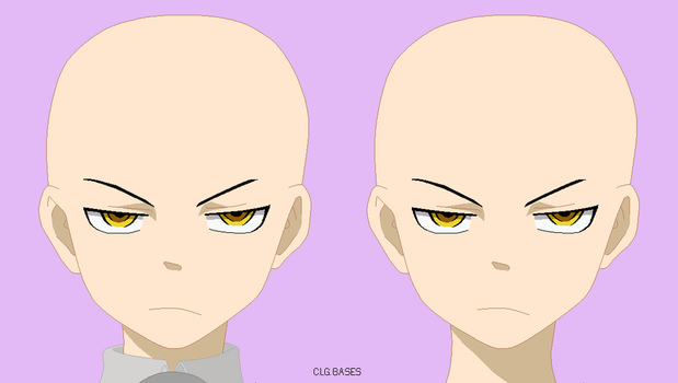 :118: Soul Eater :Death The Kid Pixel Base: by CLGbases