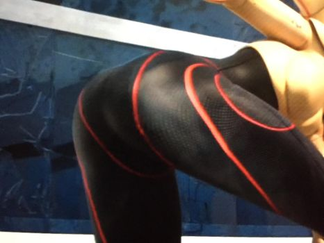 Go Go Tomago's Butt Close Up by Ggianoli