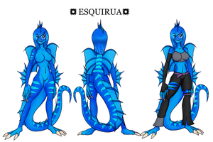 Esquirua by RiddleAugust