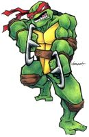 Raphael by scumbugg