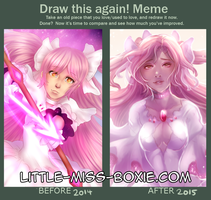 Madoka Before and After by Little-Miss-Boxie