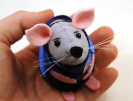 Spock Mouse Closeup by The-House-of-Mouse