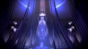 Thessia ~ Temple of Athame by celyntheraven