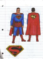 Retro Superman by Jochimus