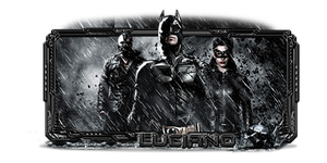 Batman Knight Rises by Luciano246BR