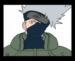 Kakashi by Hand-Banana