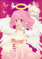 A Dream Angel ( CUSTOM 3 ) by tragicdreams-adopt