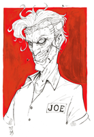Joe by Hodges-Art