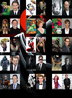 Batman villains fancast by BageltheAndroid