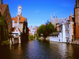 Bruges by Septemberale