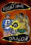 Nighthawk vs Dragon by PCRK