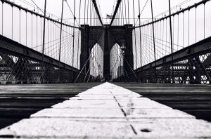 Brooklyn's Bridge by Bestarns