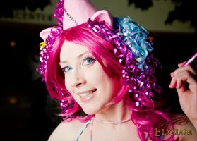 MLP Pinkie Pie Teaser by Kudrel-Cosplay