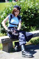 Jill Valentine - RE #2 by SaijaFOX