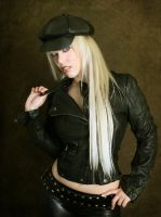 Leather Rebel by Tanit-Isis