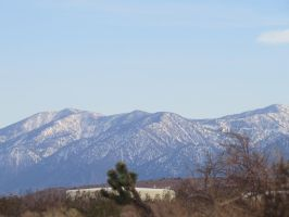 Snowy Mountain Stock - 2 by CNLGraphics