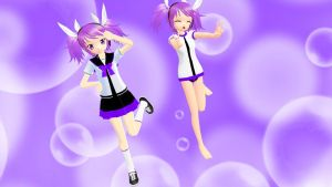 MMD Yukis Demon Academy Jinx Pack Download by ACT2KagamineRin