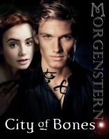 City of bones : Clary and Jace by Martange