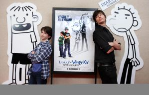 Wimpy kid win by Jaydera