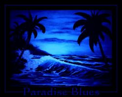 Paradise Blues by twiznick