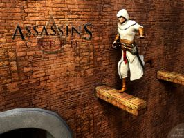 Assassin's Creed 3 by sergiosoares