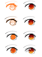 Step by Step Eye Tutorial by RageyN