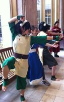 Anime Boston 2012- Avatar Lineup by SweeneyT-DemonBarber