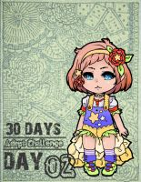 .: 30Days Adoptable Challenge - Day 02 {Closed} :. by Biiiscoito