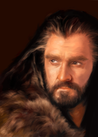 Thorin Oakenshield by mformadness
