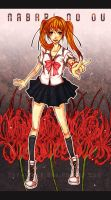 lycoris radiata by shy-smile