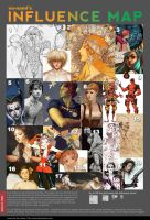 Influence Map by No-Nami