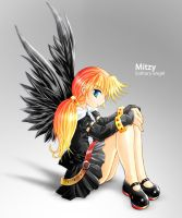 Mitzy Lv 1 by Crizthal